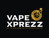 VapeXprezz | Logo Competition