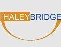 HaleyBridge Logo Design and Website Debvelopement