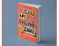 You are the engine of change - cover and illustration