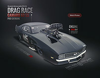 Drag Race - Camaro 69 SS - Pro extreme Page