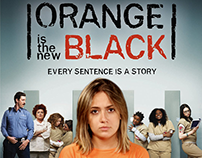 Cartaz Orange Is The New Black