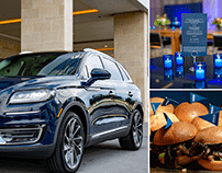 Sports Sponsorship // Lincoln Motor Co + Dallas Cowboys