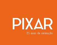 Campanha PIXAR: 25 anos de animação