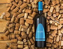 MYRE - Wine Branding