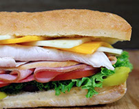 Sandwich Executive Lunches