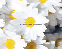 Younger Than Your Years – Release Artwork