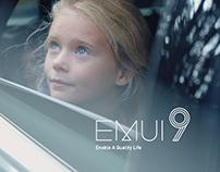 HUAWEI EMUI 9 DESIGN STORY
