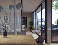 Buchmayr. Living room