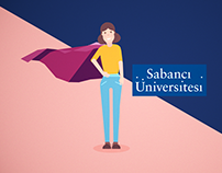 Sabancı University - Explainer Video