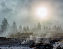 Yellowstone -- Mist and Magic
