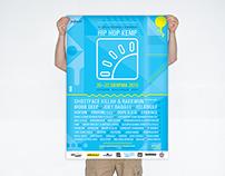 Hip Hop Kemp 2015 - Poster