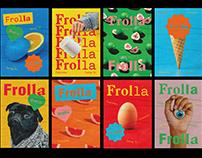 Frolla Branding