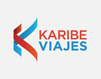 Karibe Viajes Corporate Branding