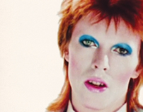 """David Bowie """"Life on Mars"""" Book"""