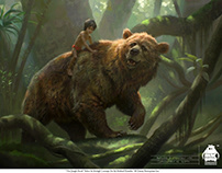 The Jungle Book: Character Design