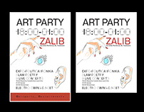 ART PARTY N.7 AT ZALIB