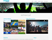 Amaze Sports - WEBDEV
