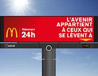 McDonald's | L'avenir appartient à ceux qui se lèvent