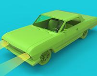 chevy impala'63