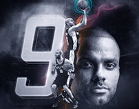 Tony Parker | Jersey retirement