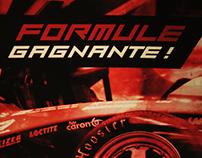 SAE Formula - Print Design