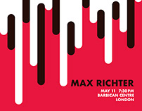 Max Richter Posters