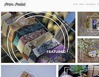 Prim Pedal E-Commerce Website