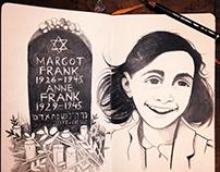 Remembrance Sketchbook