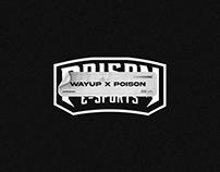 POISON X WAYUP - POISON, GET POISONED.