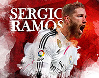 Sergio Ramos Birthday / Wallpaper / Real Madrid