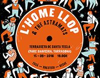 L'home llop & the astramats