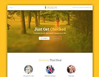 Strive Chiropractic - Website Design