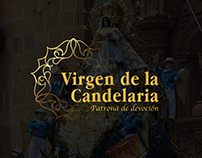 Virgen de la Candelaria | Coffee Table Book
