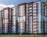 "Residential complex ""Harmony"""