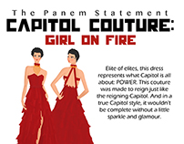 Capitol Couture: Girl On Fire