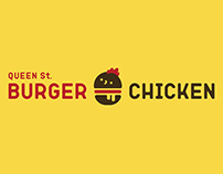 Burger Chicken Logo
