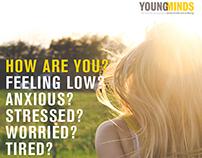 Young Minds - Social Media Campaign