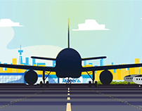 T5 Jazeera Airways - Kuwait