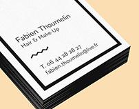 Fabien Thoumelin - branding