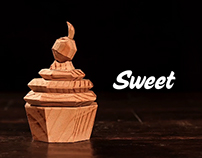 Sweet // 5 Second Animation