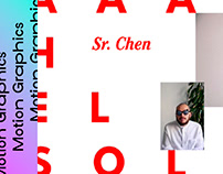 Sr. Chen - AAAAH EL SOL - Lyric video