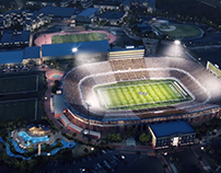 UCF Athletic Village Announcement