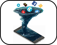 Memory Booster Google Play Store Graphics. Icon SS Covr