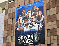 Power of the Pack Banner