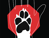Affiche sociétale - SPCA