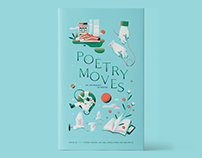 Poetry Moves : An Anthology of Poetry
