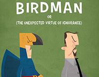 Birdman Vector