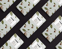 Chocolate Packaging // Nestlé Rebranding