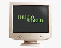 Serif Pixel Typo