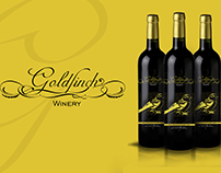 Label Design Winery Co. + Brand Identity & Collateral